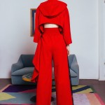 Red Co-ord Set