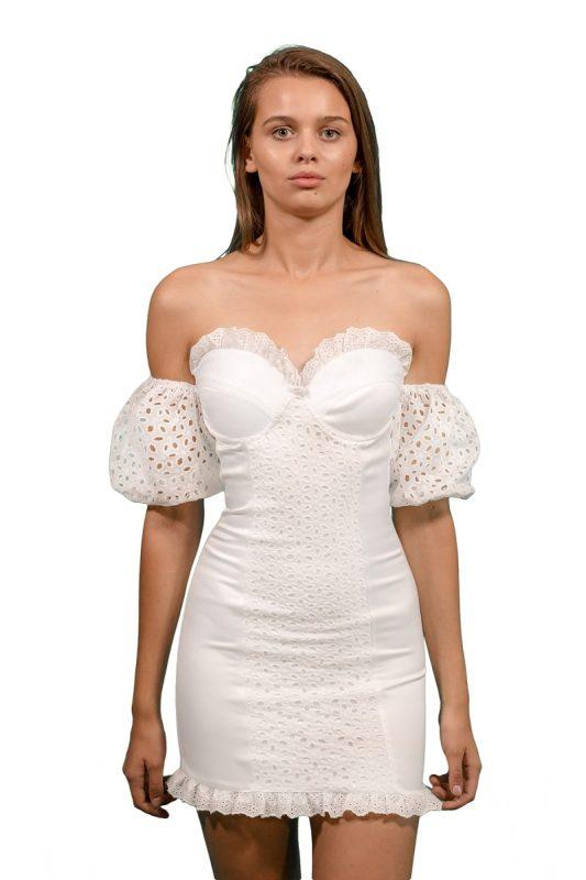 White BABY Dress