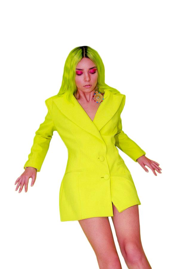 Neon Blazer