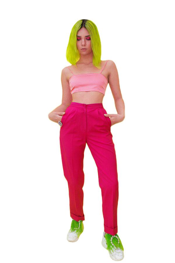 Fuxia Pants