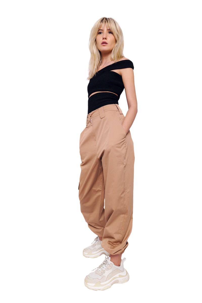 Low waist Cargo Pants