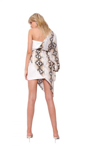 Half Snake Dress