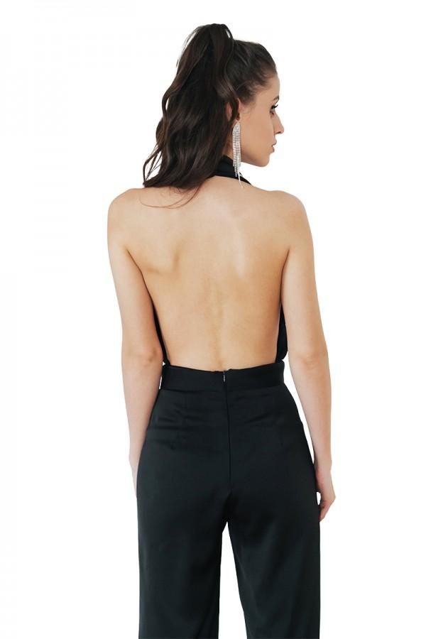 black silky jumpsuit2