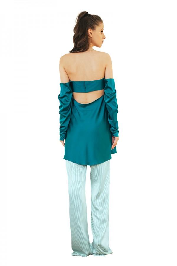 emerald dress1