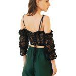 lace corset top0