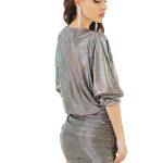 silver metalic dress3