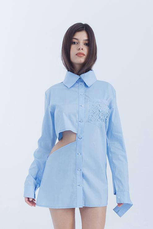Asimetric Shirt