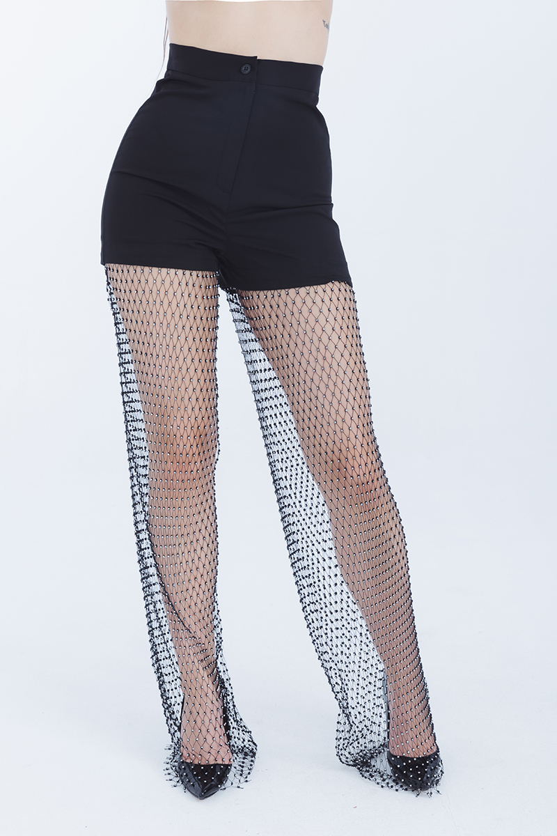 Fishnet Pants